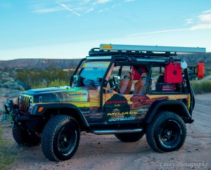 Jeep Rental in Mesquite Nevada